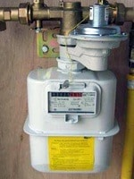 Raccordement gaz naturel