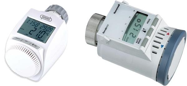 Robinet à thermostat automatique pour radiateur