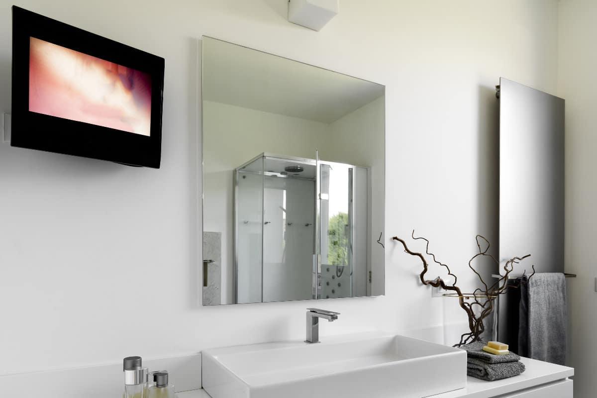 Chauffage infrarouge salle de bain