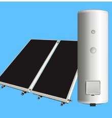 chauffage eau solaire standard