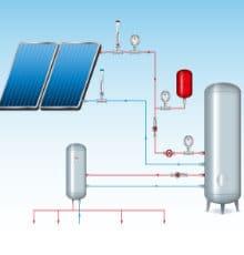 installer chauffe-eau-solaire combi